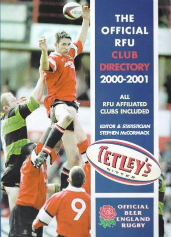 The Official RFU Club Directory