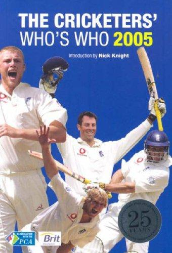 Download The Cricketers' Who's Who