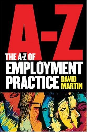 Download The A-Z of Employment Practice