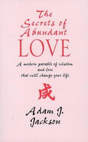 10 Secrets of Abundant Love book cover