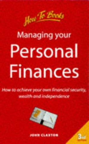 Download Managing Your Personal Finances