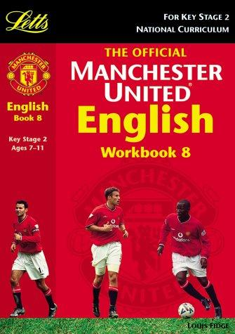 Manchester United English (Official Manchester United Workbooks)