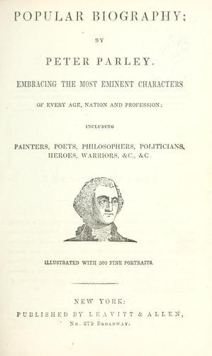 Download Popular biography