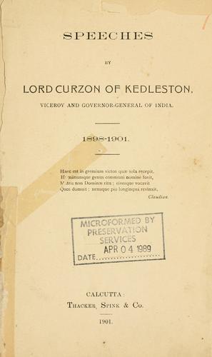 Download Speeches, 1898-1901.