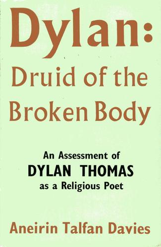 Dylan : druid of the broken body.