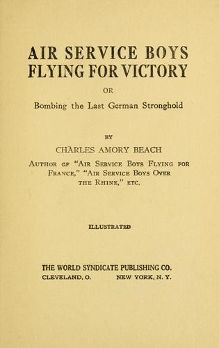 Download Air service boys flying for victory