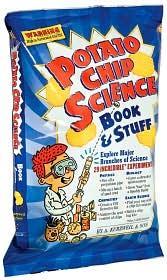 Potato Chip Science Book