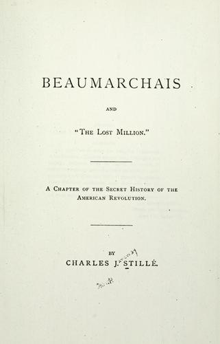 """Download Beaumarchais and the """"lost million"""""""