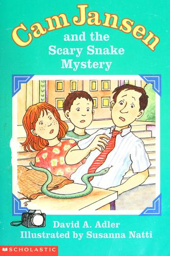 Download Cam Jansen and the scary snake mystery