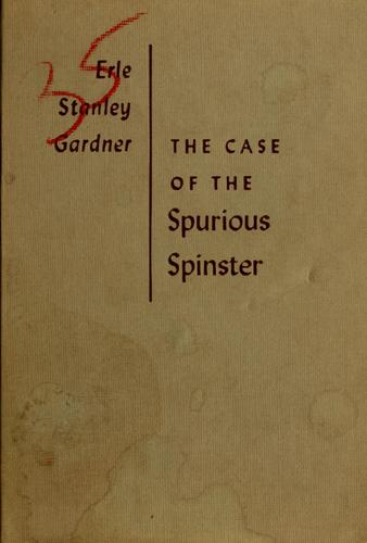 Download The case of the spurious spinster