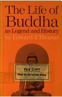 Download The life of Buddha as legend and history