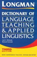 Longman dictionary of language teaching and applied linguistics.