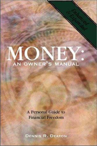 Money : An Owners Manual