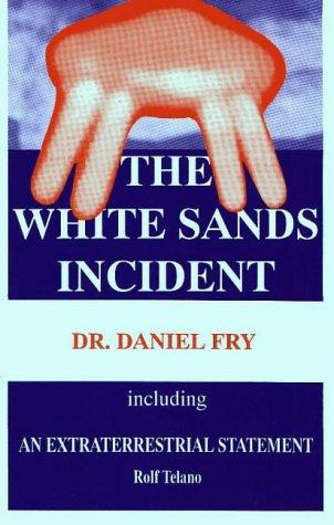 The White Sands incident