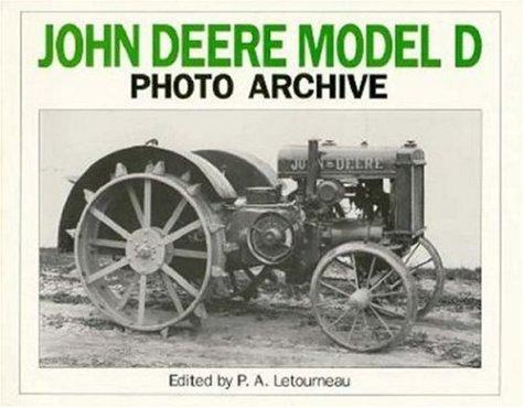 John Deere Model D by Deere & Company.