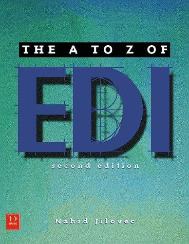 A to Z of EDI and Its Role in E-Commerce, Jilovec, Nahid