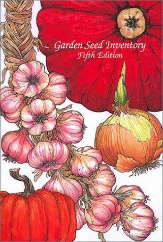Garden seed inventory
