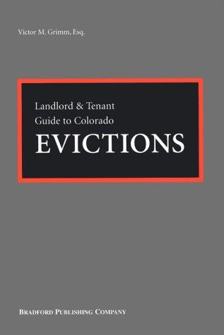 Landlord & tenant guide to Colorado evictions