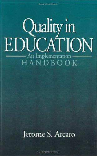Quality in education