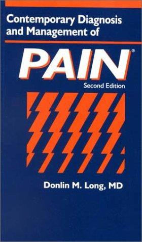 Download Contemporary Diagnosis and Management of Pain