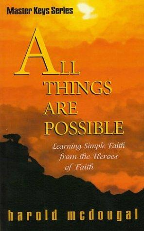Download All Things Are Possible