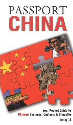 Passport China