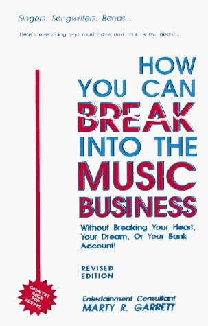 How you can break into the music business