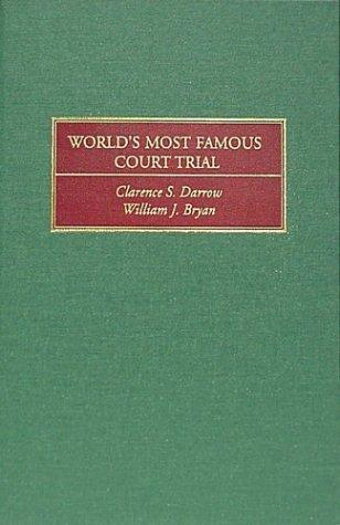 The world's most famous court trial