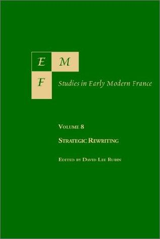 Emf: Studies in Early Modern France