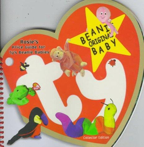 Rosie's Price Guide for Ty's Beanie Babies