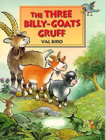 Download The three billy-goats Gruff