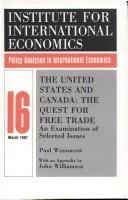 Download The United States-Japan economic problem