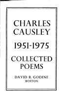 Collected poems, 1951-1975