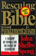 Download Rescuing the Bible from fundamentalism