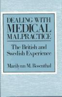 Dealing with medical malpractice