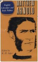 Download The Complete Prose Works of Matthew Arnold