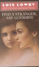 Download Find a stranger, say goodbye