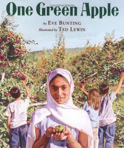 Download One green apple