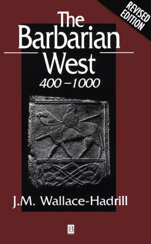 The barbarian West, 400-1000