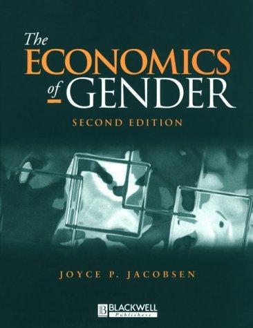 Download The economics of gender