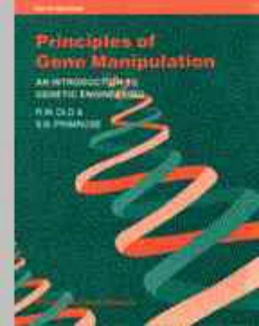 Download Principles of gene manipulation