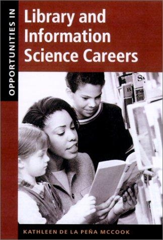 Download Opportunities in library and information science careers