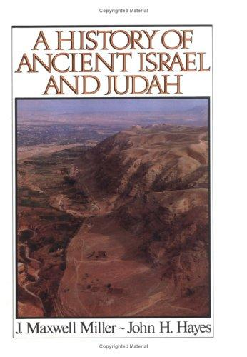 A history of ancient Israel and Judah (Open Library)