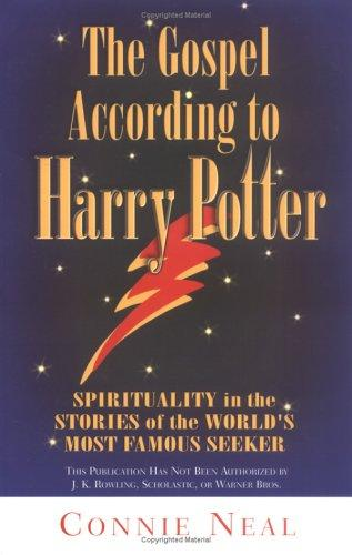 Download The Gospel according to Harry Potter