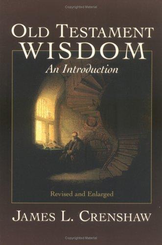 Download Old Testament wisdom