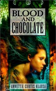 Blood and Chocolate Cover