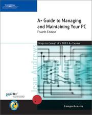 A+ GUIDE TO MANAGING & MAINTAINING YOUR PC COMPREHENSIVE