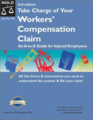 Download Take Charge of Your Workers' Compensation Claim