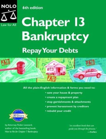 Download Chapter 13 Bankruptcy