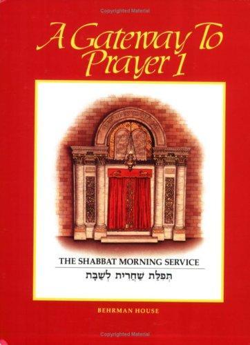 Download A Gateway to Prayer
